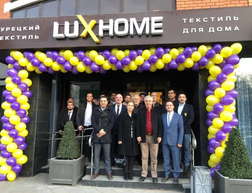 Opening of Our Lux Home Store in Kazan