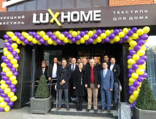Kazan Lux Home Mağazamızın Açılışı